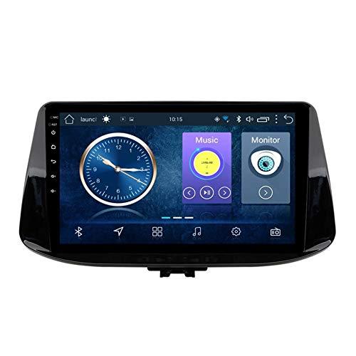 Amimilili Android 8 Autoradio Satellitari 9 Pollici di Lettore GPS Navigatore per Hyundai I30 2017-2018 Autoradio con WiFi Bluetooth FM Controllo del Volante,4 cores 4g+WiFi:2+32g