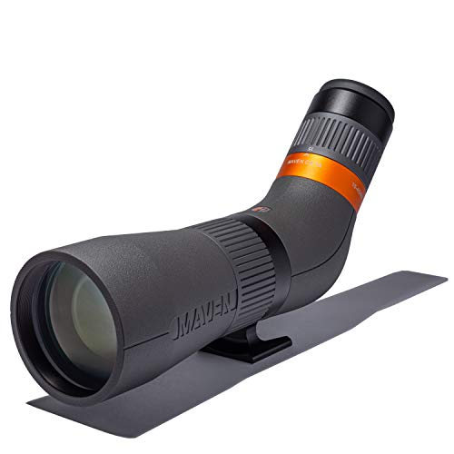 Maven CS.1 15-45X65 Spotting Scope Gray/Orange ED Lens