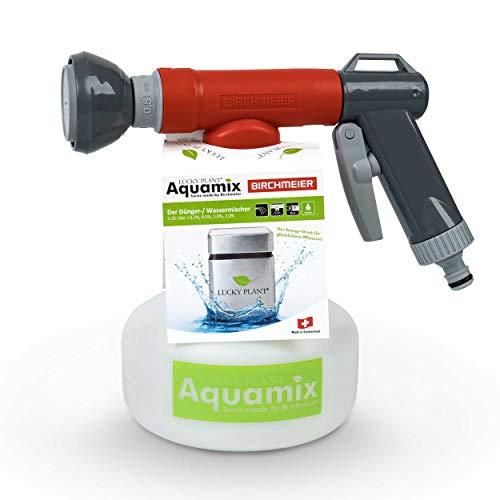 Lucky Plant Aquamix 1.25 | Der Dünger-/ Wassermischer 0.2%, 0.5%, 1.0% & 2.0% | für flüssige Dünger und Pflanzenstärkungsmittel