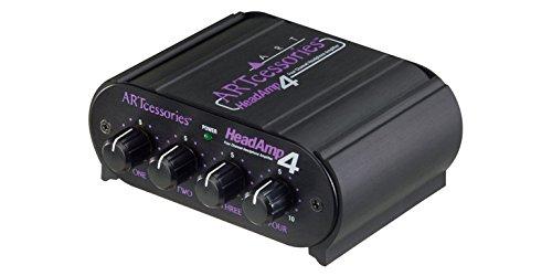 Art Headamp4 Stereo-Verstärker für Kopfhörer, mit 8Ausgängen
