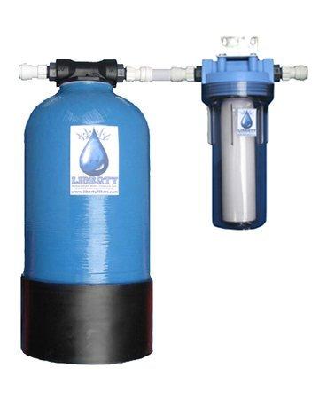 Liberty Wasser-Filter - Hausfiltrationseinheit der Freiheits-L1 ganze