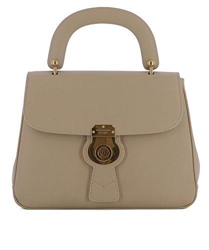 Burberry Damen 4054211 Beige Leder Handtaschen