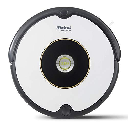 iRobot Roomba 605, Aspirateur Robot pour Tapis et Sols Durs, Capteurs de Poussière Dirt Detect, Système de Nettoyage en 3 Étapes