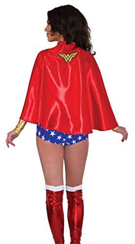 Rubie's Costume Co Women's DC Superheroes Cape, Wonder Woman