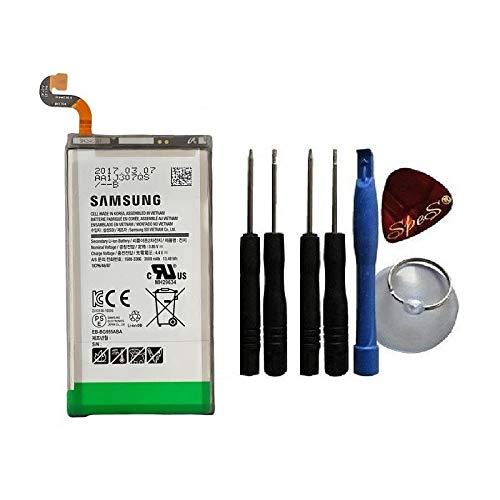 Batteria Originale Bulk EB-BG955ABA - 3000 mAh con Carica Rapida 2.0 Per Samsung Galaxy S8 Plus - Senza Scatola
