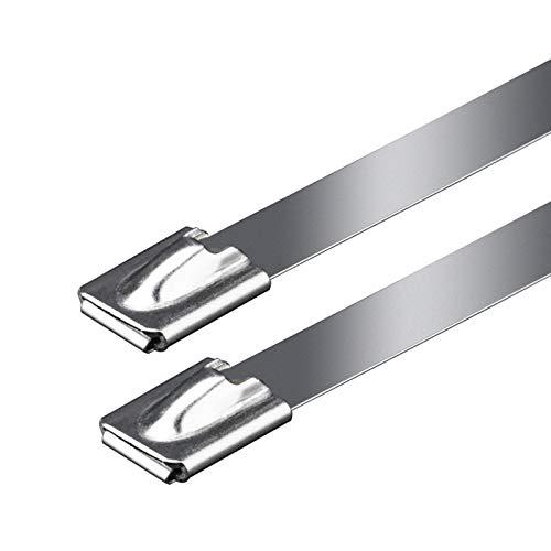 Youjin 100 unidades de cinta de velcro y herramienta de bridas, bridas...