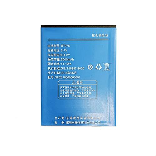 Zopo C7 Zp990, Batteria Compatibile da 3000 mAh, Bt97s