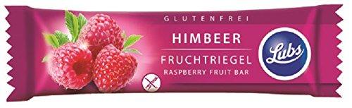 Lubs Himbeer-Fruchtschnitte (30 g) - Bio
