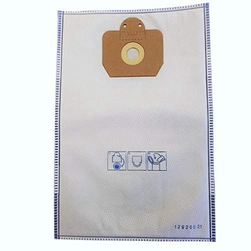 Staubsaugerbeutel passend für Taski Vento 8, Baby Bora, Bora, Henkel S12, S132, S142, S152, S192, Eurosteam 2600, 2900, Twinvac uvm. 10 Beutel