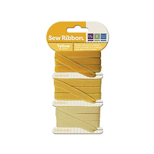 We R Memory Keepers Sew Ribbon .375\