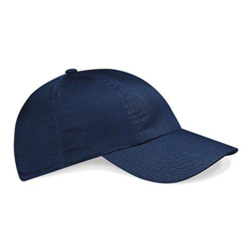 Beechfield Unisexe B011bfna Legionnaire-Style Cap, Noir, Taille Unique