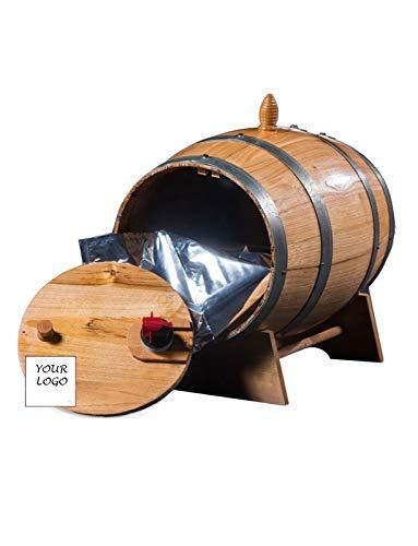 elimostore Botte Porta Sacca Bag in Box per sacche da 3, 5 e 10 Litri lt Catering
