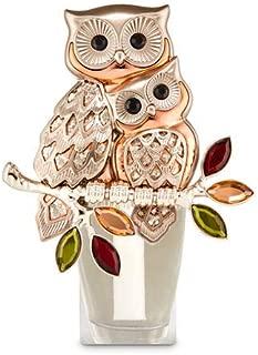 Bath and Body Works Owls Nightlight Wallflowers Fragrance Plug.