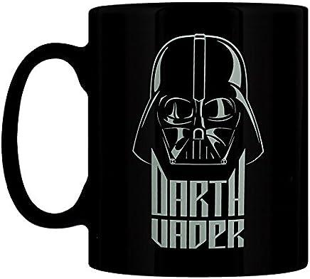 Preisvergleich für Star Wars Kaffeebecher Darth Vader Schwarz