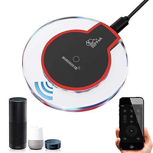 Tuya Smart Life App, universele infrarood-afstandsbediening voor airconditioning, dvd, gebruik met Alexa/Google Home/IFTTT