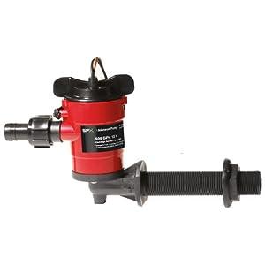 Johnson Pump 38503 Aerator Pump 500 GPH 90°