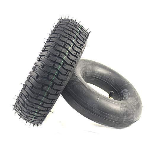 LXHJZ Neumáticos para Scooter Movilidad, Tubo Interior neumático 4.10/3.50-4 Compatible con Muchos Scooters eléctricos y Gas S Mini Motocicleta