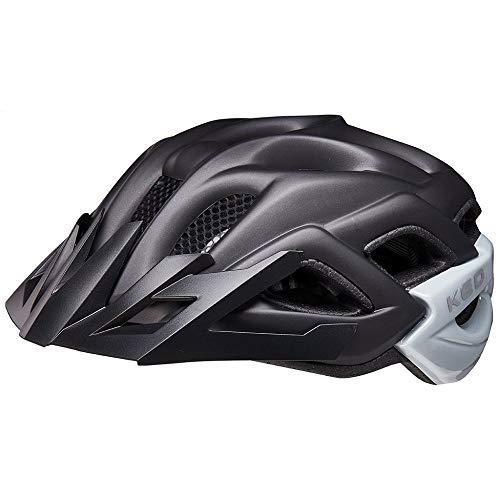 KED Status Helm Kinder Black matt Kopfumfang S | 49-54cm 2021 Fahrradhelm