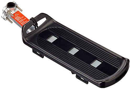 FISCHER Gepäckträger mit Spanngurt zur Montage an Sattelstützen