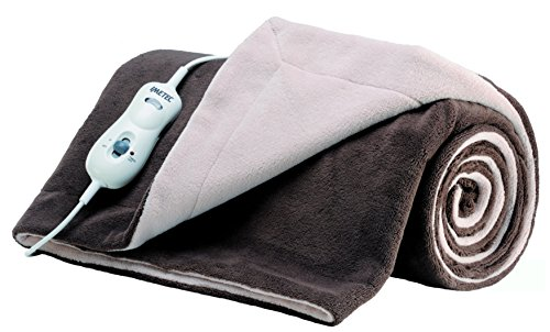 IMETEC Relaxy IntelliSense TH-04 - Manta eléctrica de sofá, 150 W, tejido...