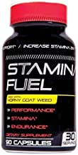 Stamina Fuel Male Enhancing Pills (1 Month Supply) - Enlargement Booster for Men - Increase Size, Strength, Stamina - Energy, Mood, Endurance Boost - All Natural Performance Supplement - Made in USA
