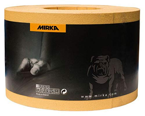 Mirka 2851100118 Gold Proflex Rolle P180, 115 mm x 50 m