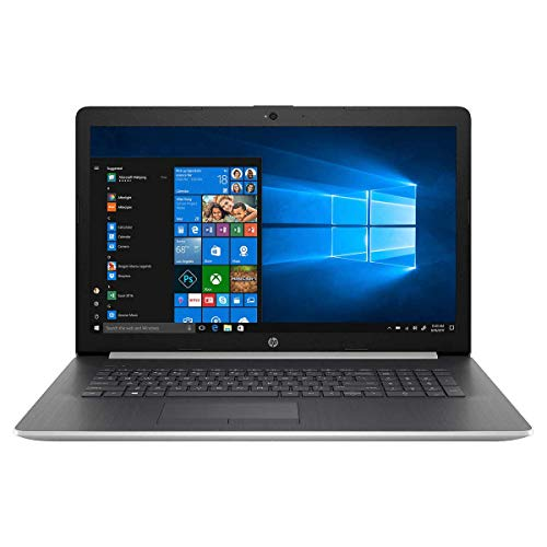 "2019 HP 17.3"" HD+ Touchscreen Premium Laptop Computer, AMD A9-9425 Up to 3.7GHz, 12GB DDR4 RAM, 1TB HDD, AMD Radeon R5, DVDRW, 802.11ac WiFi, Bluetooth 4.2, USB 3.1, HDMI, Windows 10 Home"