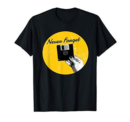 Divertido disfraz de nerd informtico de Halloween Camiseta