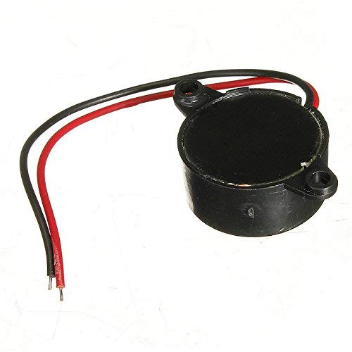 3-24V Piezo Electronic Buzzer Alarm 95DB Dauerton-Piepser für Arduino Car Van