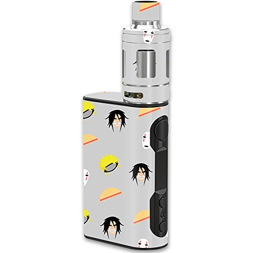 MightySkins Skin Compatible with Eleaf iStick QC Kit – Anime Fan | Protective, Durable, and Unique Vinyl Decal wrap Cover | Easy to Apply, Remove, and Change Styles | Made in The USA