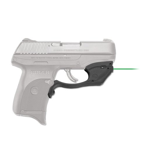 Crimson Trace LG-416 Laser Sight with Instinctive Activation for Ruger LC9, LC9s, LC380 & EC9s, Defensive Shooting and Competition