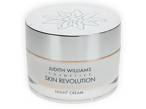 Judith Williams Skin Revolution Edelweiss Stammzellen Night Cream 100ml (oder 2x50ml)
