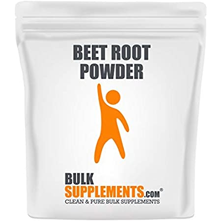 BulkSupplements.com Beet Root Powder - Beet Juice Powder - Natural Pre-Workout (1 Kilogram - 2.2 lbs)