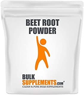 BulkSupplements.com Beet Root Powder (1 Kilogram - 2.2 lbs - 286 Servings)