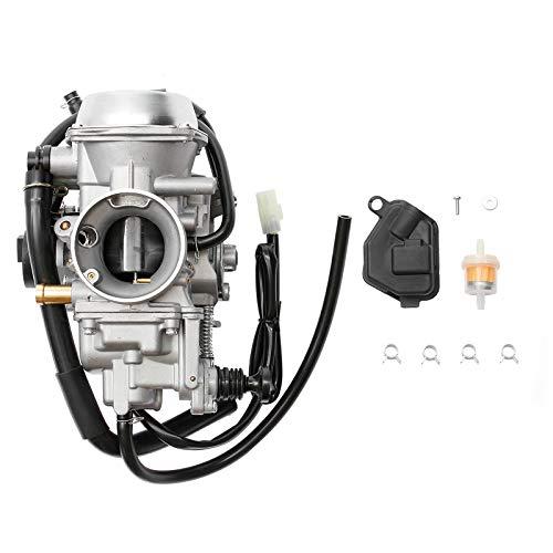 Carburetor for 2001-2005 Honda Foreman Rubicon 500 TRX500, 2005-2011 Honda Fourtrax Foreman 500 TRX500FE TRX500FM TRX500FPE TRX500FPM TRX500TM
