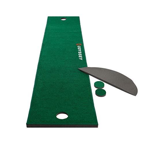 ODYSSEY 10' Putting Mat -  Izzo Golf
