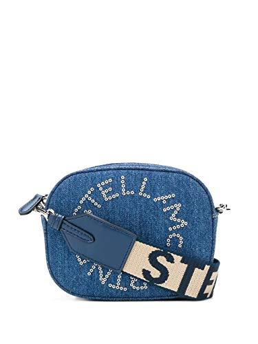 Luxury Fashion | Stella Mccartney Dames 557903W86424324 Donkerblauw Synthetische Vezels Schoudertassen | Lente-zomer 20