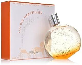 Eau Des Merveilles By Hermes For Women. Eau De Toilette Spray 3.3 Oz. by Hermes BEAUTY