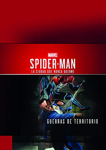 Marvel's Spider-Man: Guerras de territorio - PS4 Download Code - ES Account DLC | PS4 Download Code - ES Account