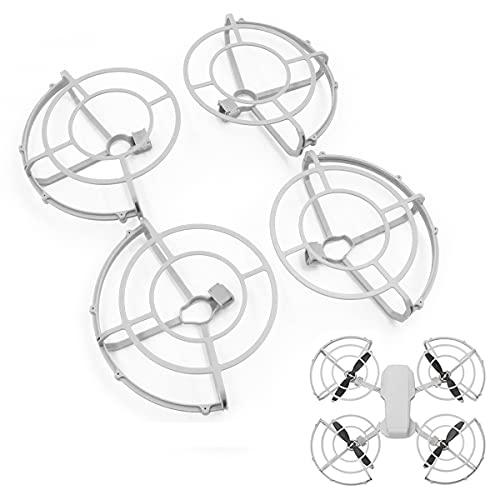 Tiardey Propellers and Propellers Guard Protection para Mini 1/2 Juego de Accesorios para Drones Juego de Accesorios de Hoja de Respaldo de Repuesto Tornillo de Aire