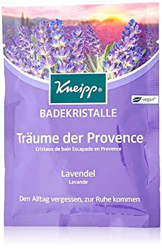 Kneipp Badekristalle Ruhepol, Lavendel, Finde Ruhe nach einem langen, hektischen Tag, 60g