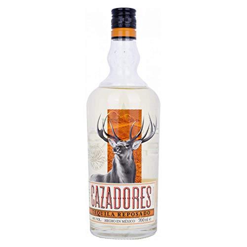 Cazadores Tequila Reposado 40,00% 0,70 Liter