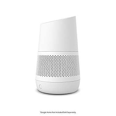 Ninety7 Battery Base for Google Home Audio/Video Product Snow/White (Loft Snow)