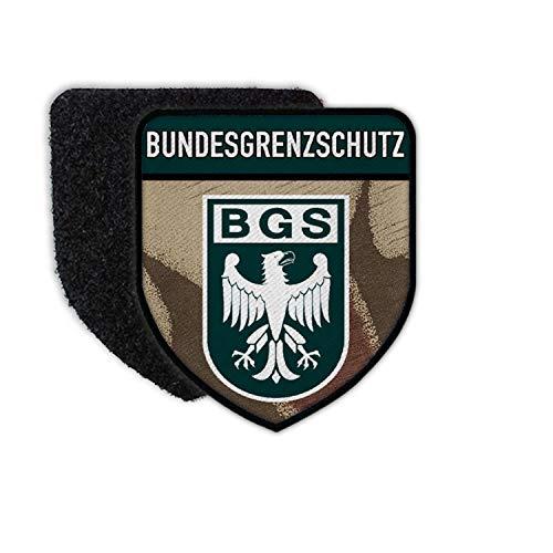 Copytec Patch BGS Splitter-Tarn Wappen Abzeichen Bundesgrenzschutz GSG-9 Ärmel #34008