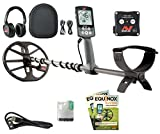 Minelab EQUINOX 800 Professionell Metal Detector Metal Detector 3 Meter Waterproof Wireless Headphone Multifrequ