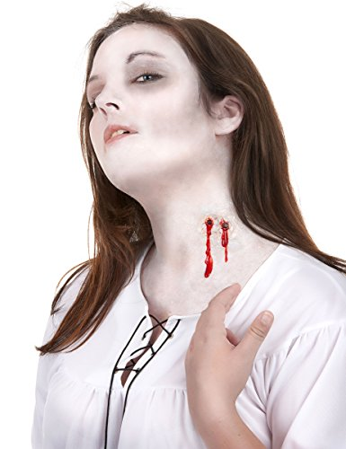 Generique - Kit Cicatrice Morsure de Vampire Halloween