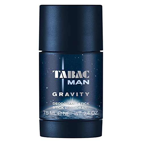 Tabac® Man Gravity | Deodorant Stick - langanhaltendes und gepflegtes Frischegefühl - 24h zuverlässigen Schutz gegen Körpergeruch | 75ml