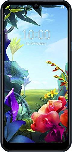 LG K40S smartphone Dual SIM con Doppia fotocamera grandangolar, Display 6.1'' HD+, batteria da 3500mAh, Selfie da 13MP, Audio DTS:X, Octa-Core 2.0GHz, Memoria 32GB, 2GB RAM, Android 9, Blue [Italia]