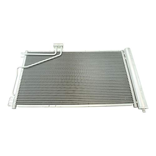 AC Condenser A/C Air Conditioning w/Receiver Drier for Mercedes Benz C CLK SLK