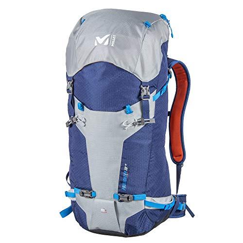 MILLET Unisex-Erwachsene PROLIGHTER 38+10 Rucksack, Mehrfarbig (Blue Depth/High), 25x56x55 centimeters